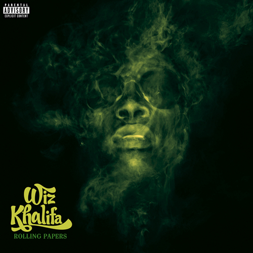 wiz khalifa rolling papers album cover. Here#39;s the Rolling Papers