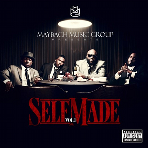 rick ross self made album cover. Self Made Vol. 1 Artwork