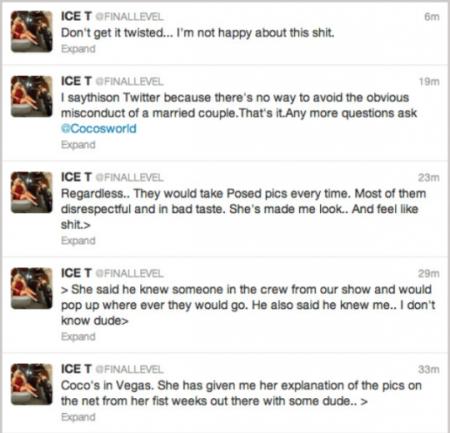 Ice T Tweets