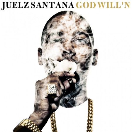 Juelz Santana God Will'n Mixtape Cover