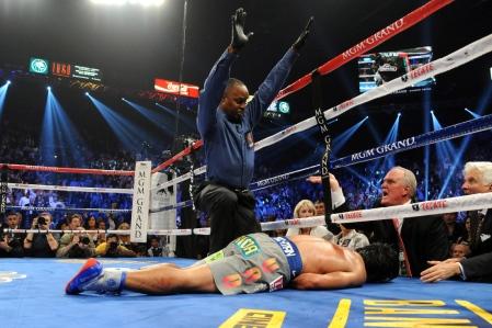 Boxing: Manny Pacquiao vs Juan Manuel Marquez 4