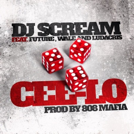 DJ Scream Cee-lo Artwork