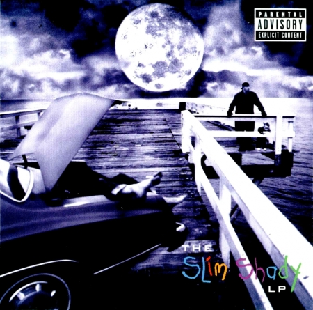 Slim Shady LP Cover