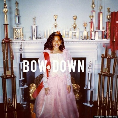 Beyonce Bow Down Artwork