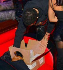 Drake Strip Club 1