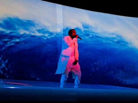Kanye West Rants