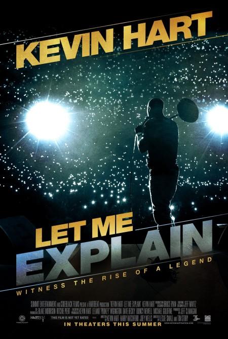 Kevin Hart Let Me Explain Poster