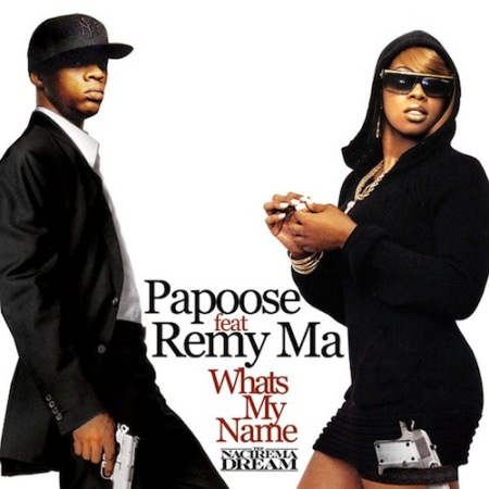 Papoose What's My Name Artwork