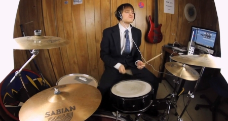 Rob Scallon Drum Cover