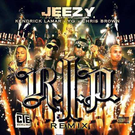 Young Jeezy R.I.P. Remix Artwork