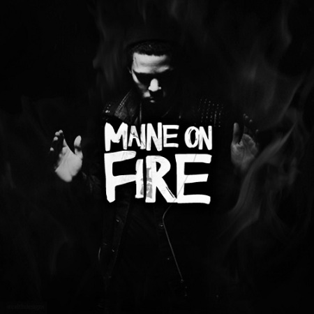 J. COLE Maine On Fire