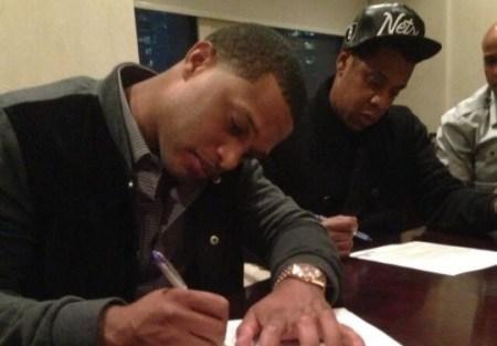 Jay-Z Signs Robinson Cano