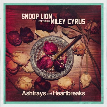 SNOOP LION Ashtrays and heartbreaks ARTWORK