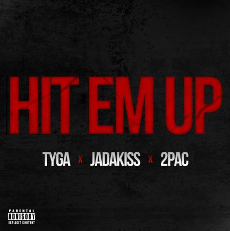 Tyga Hit Em Up Artwork