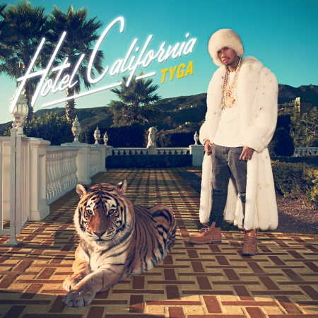 Tyga Hotel California Album Cover