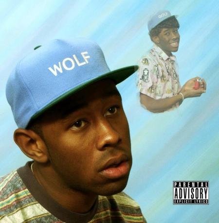 Tyler The Creator Wolf Album Artwork
