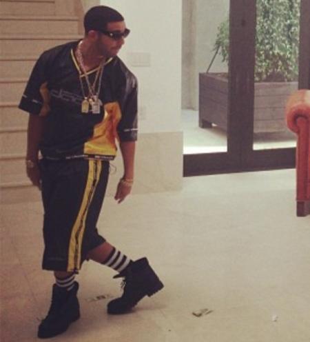 Drake Dada Smaller