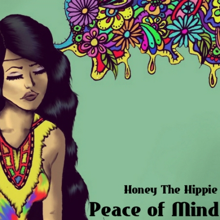 Honey The Hippie Peace Of Mind Cover