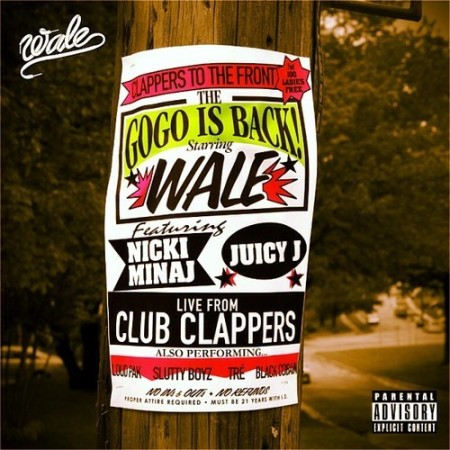 Wale Clappers Artwork