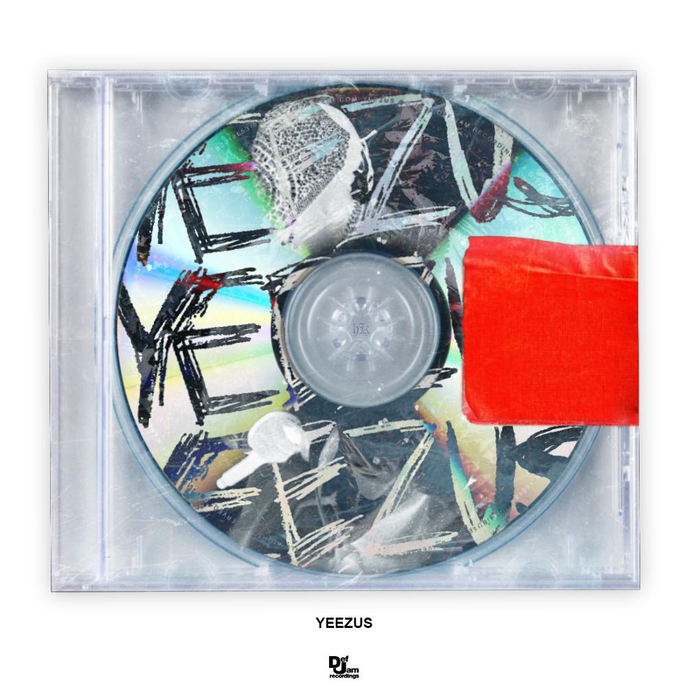 yeezus album cover 500x500 wwwimgkidcom the image