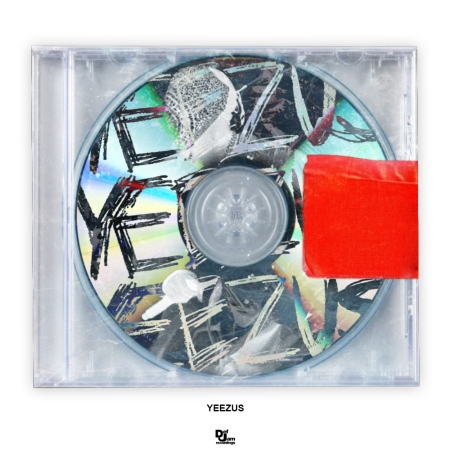 Yeezus Alt Artwork by HK Covers