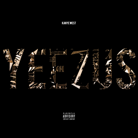 Yeezus Fan Made Cover