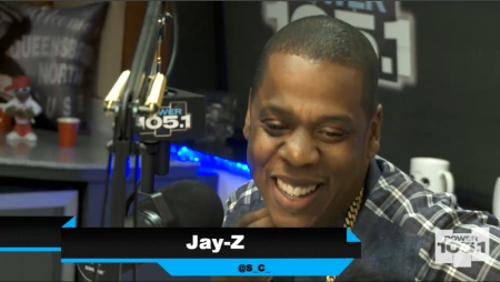 Jay-Z Interview With The Breakfast Club