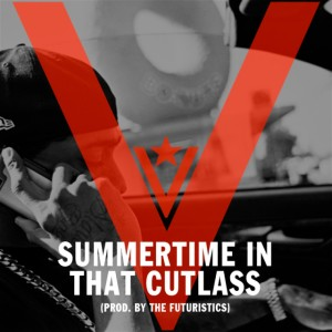 Nipsey Hussle Summertime In That Cutlass Artwork