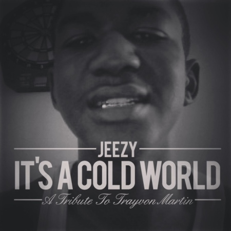 Young Jeezy It's A Cold World Artwork