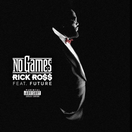 Rick Ross No Games Artwork