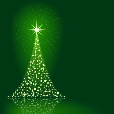 77fd171559940312e821eb4aa0cbfe34-sparkling-christmas-tree-on-green-background[1]
